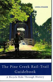 the pine creek rail trail guidebook