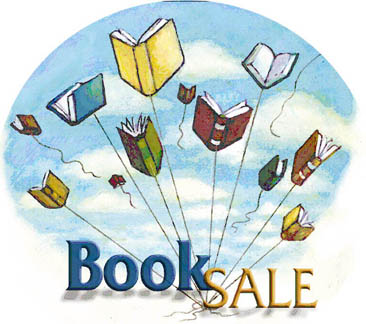 Book Sales Are Back!